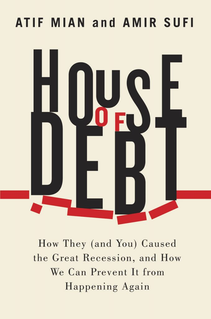 House of Debt Book
