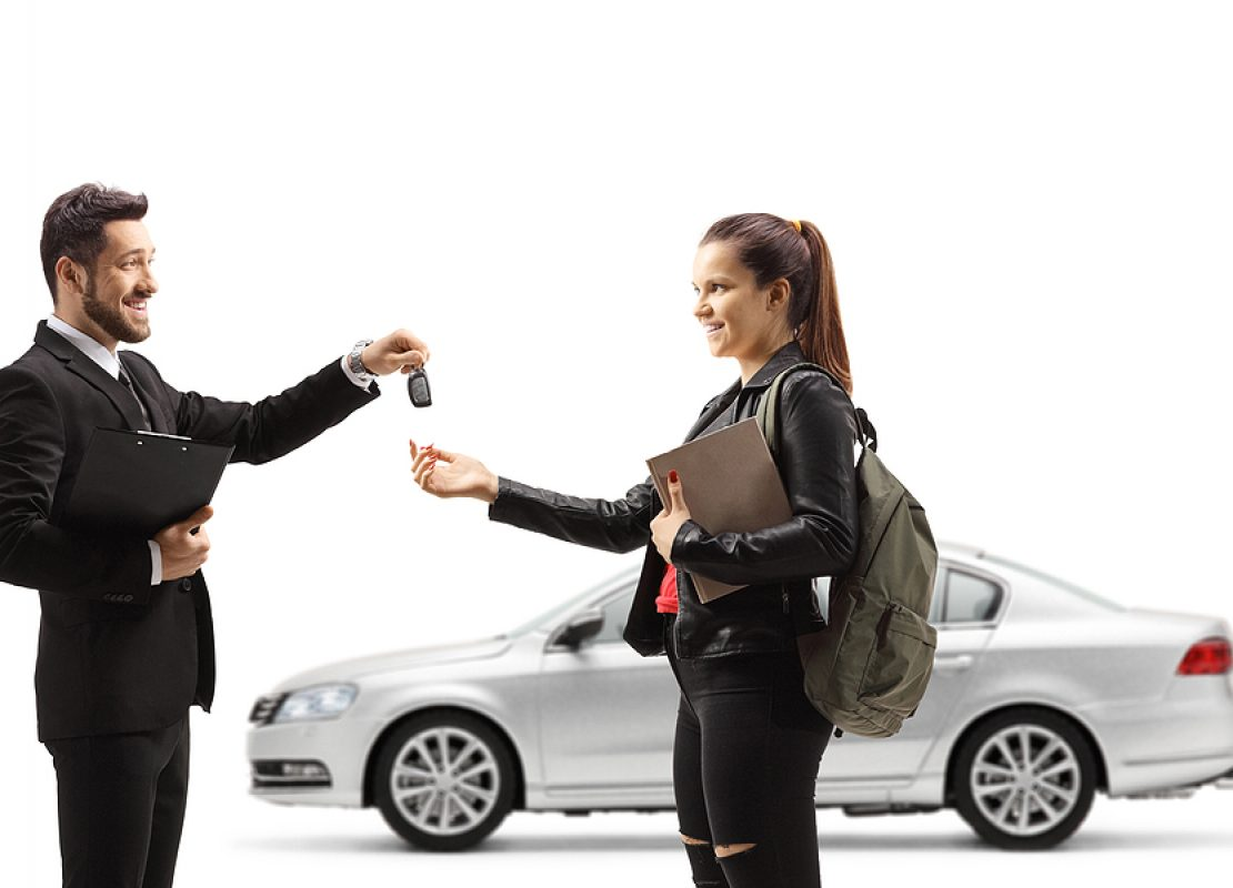 how to get a car loan as a college student