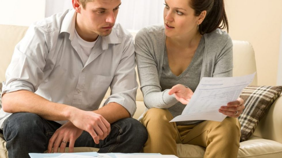 can my spouse be garnished for my debt