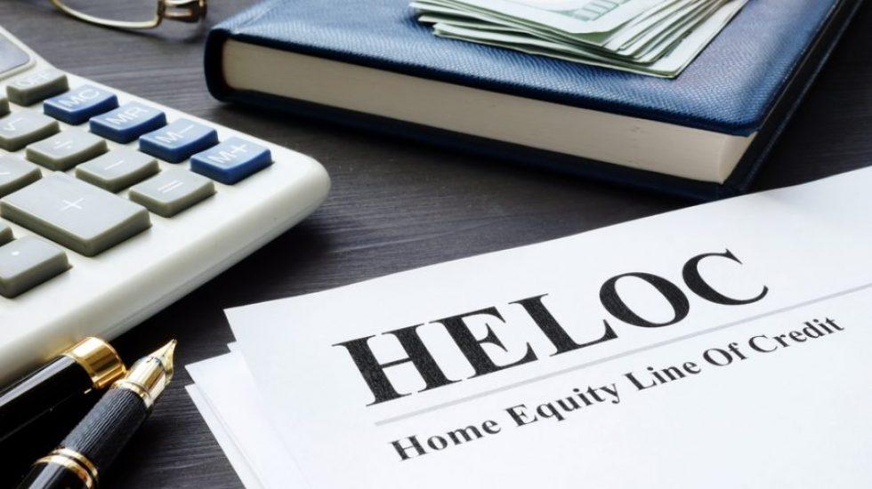 Home equity loan credit paperwork