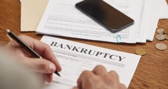 how many times can you file bankruptcy